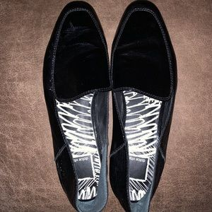 Dolce Vita Black Loafers